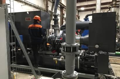 Montáž turbokompresoru