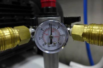 regulační ventil tlaku