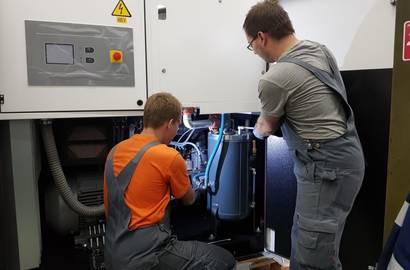 Compressor GD service
